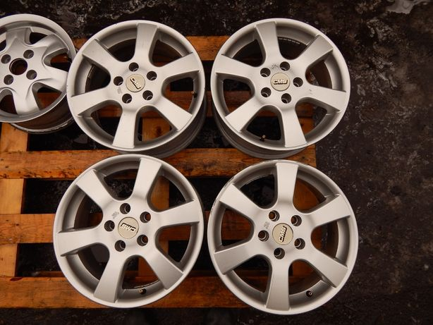 Диски 5 112 R16 CMS Germany Volkswagen, Audi, Skoda ET 40