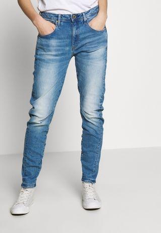 G STAR RAW ARC 3D LOW BOYFRIEND - Jeansy Zwężane spodnie nowe GSTASTAR