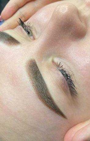 Makijaż permanentny  CENTRUM! modelki do pracującej linergistki!