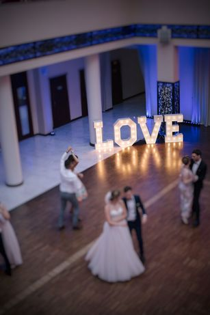 Napis litery LOVE 120cm sprzedaż