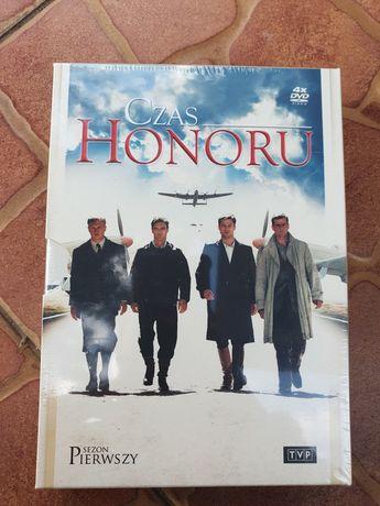 Czas Honoru Sezon Pierwszy 4xDVD