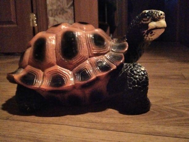 Большая статуэтка - фигура - декор черепаха