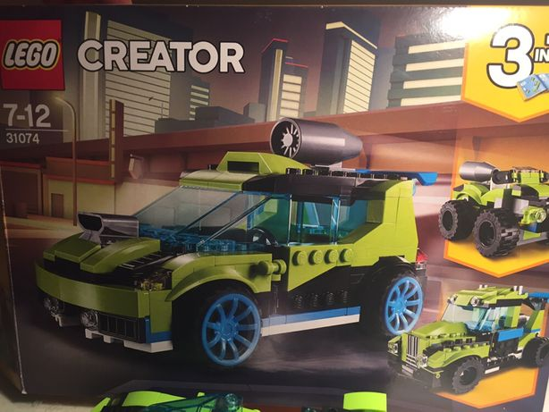 Lego creator 31074