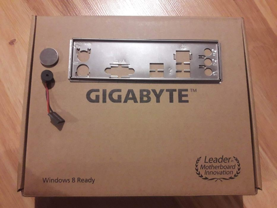Płyta główna Gigabyte H61M-S1 Gruczno - image 1