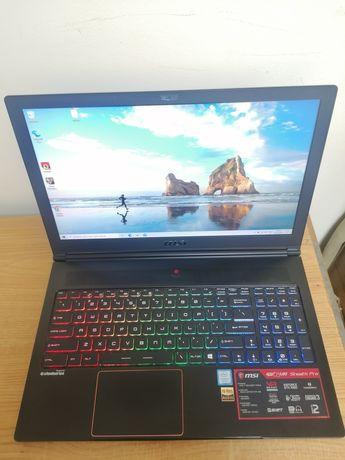 Игровой ноутбук MSI GS63VR (15.6/i7-7700HQ/16gb/256gb ssd/GTX 1060)