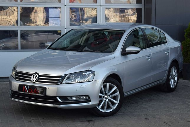Volkswagen Passat Автомобиль