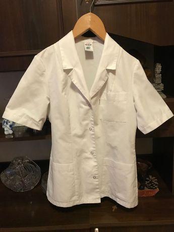 Fartuszek fartuch medyczny biały rozmiar 36