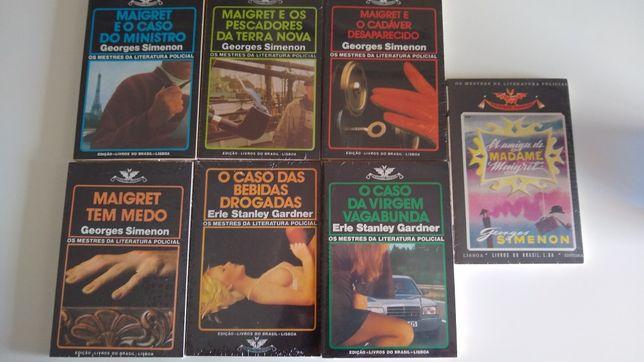Coleção Vampiro - Livros do Brasil