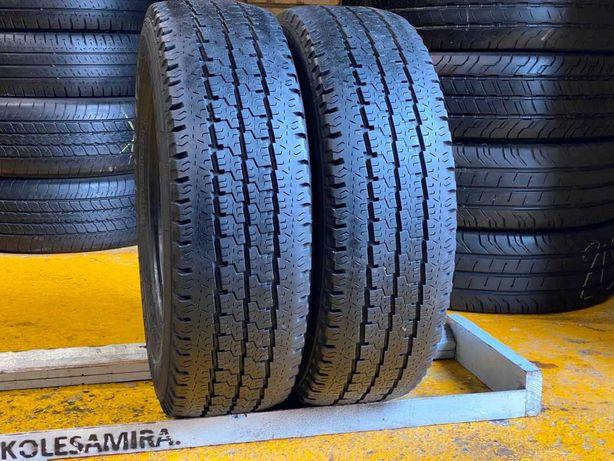 215/70 R15C Michelin, шины лето, 2 шт, 7,9мм (205/225/65/75)