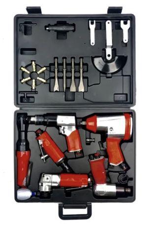 Набор пневмоинструмента Lex LXATK24 Poland 24 предмета Гарантия 2 год.