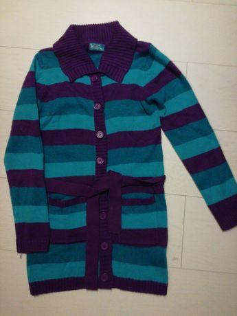 sweterek 5 10 15 rozm158 jak nowy