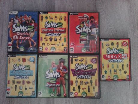 The SIMS 2 -komplet
