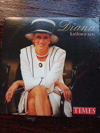 DIANA - królowa ludzkich serc na dvd