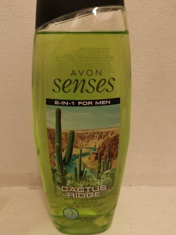 AVON Senses Cactus Ridge gel żel pod prysznic