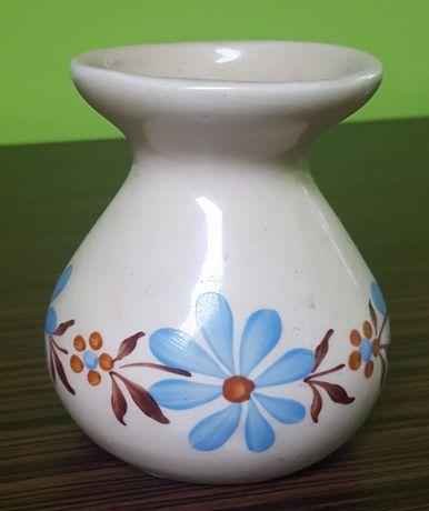 Porcelanowy wazon Tułowice * ręcznie malowany ***