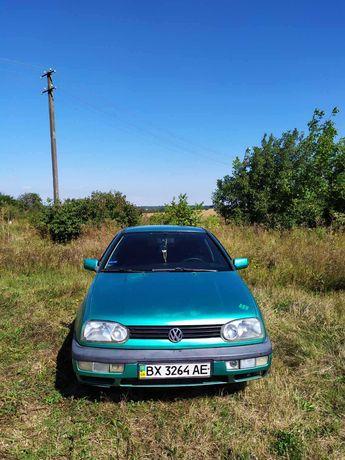 Volkswagen Golf lll