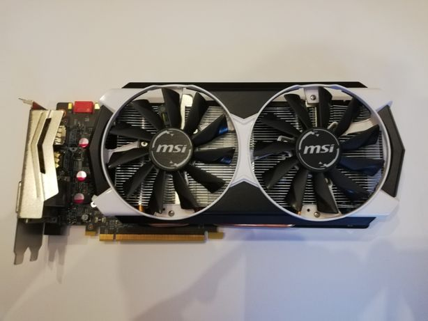 MSI Nvidia GeForce Gtx 970 Armor OC Edition