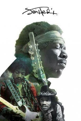 Poster novos Jimi Hendrix