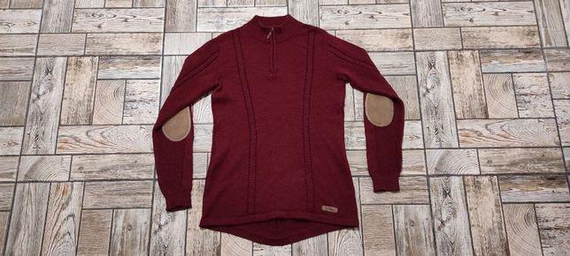 Шерсяна кофта, свитер. лонгслив Barbour