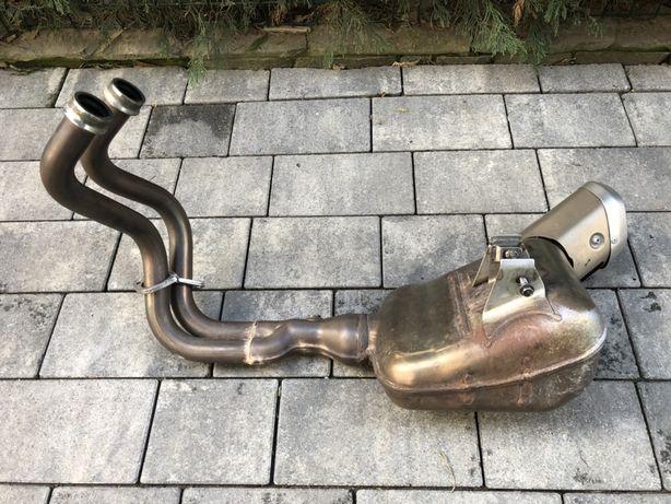 Выхлопная труба Оригинал с колектором YAMAHA MT-07