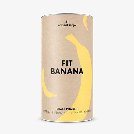 Fit Banana szejk shake Natural Mojo