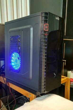 Игровой Системник!! Intel Core i5 4 Ядра//HDD 500 GB/Видеокарта 4 ГБ!!
