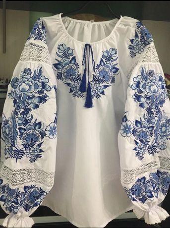 Вышиванка , блуза