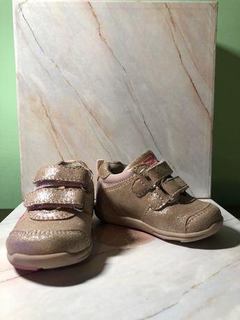 Детские туфельки chicco