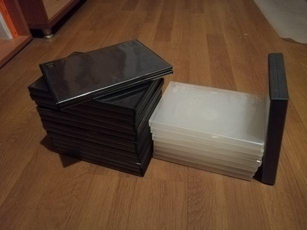 Pudełka na płyty dvd 32 szt