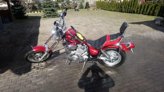 Motocykl Yamaha Virago xv 1100