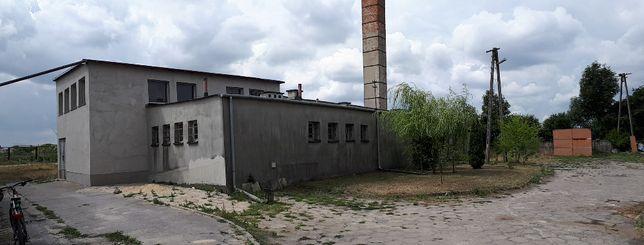Nieruchomość przemysłowa