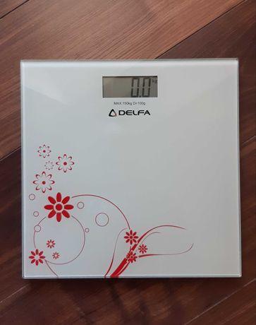 Весы напольные Delfa