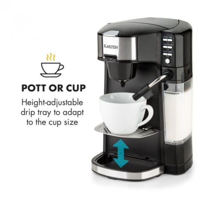 Кофеварка Klarstein Черкассы - изображение 1
