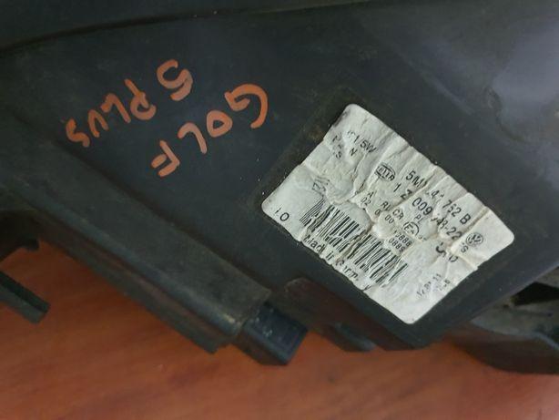 Lampa VW Golf Plus BI-Xenon prawa LIFT