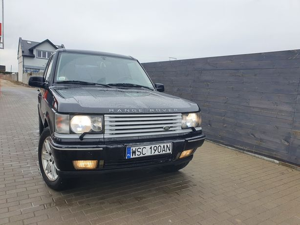 Range Rover benzyna 4x4