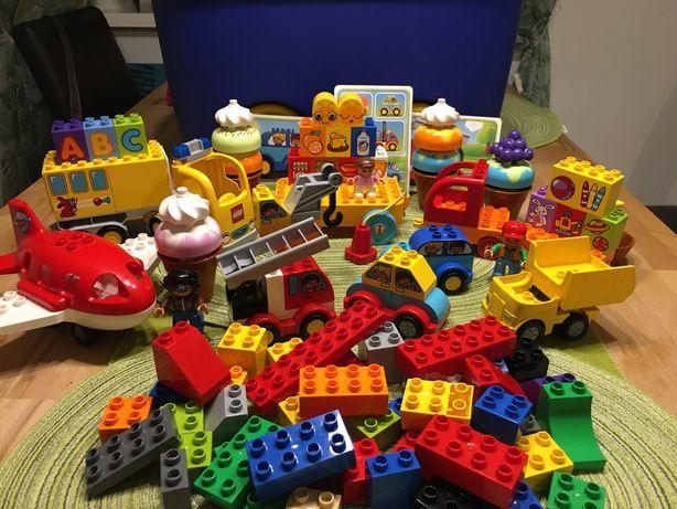 Zestaw Lego Duplo Pierwsze Pojazdy