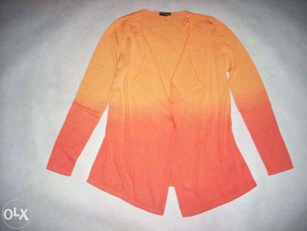 NOWY Sweter Kardigan Modny 32 34 XS S