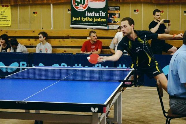 Тренер спарринг-партнер по настольному теннису в городе Киеве