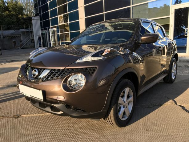 Прокат, аренда авто Nissan Juke, без водителя Днепре