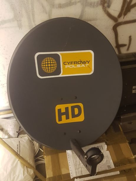 Antena cyfrowy polsat HD
