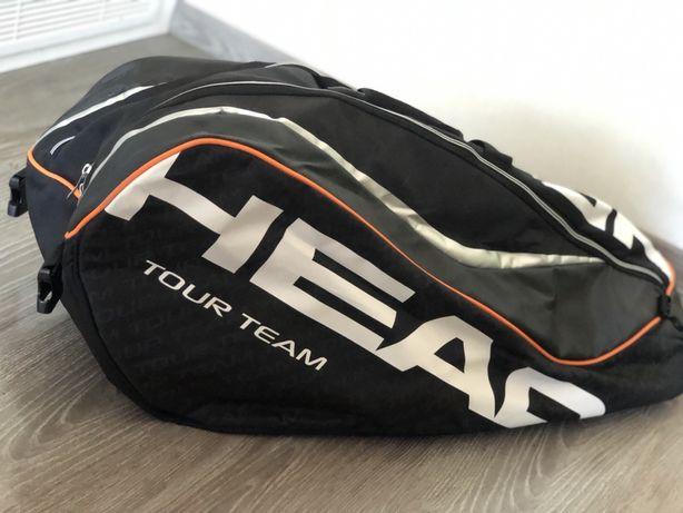 Теннистая сумка, сумка для ракеток большой теннис