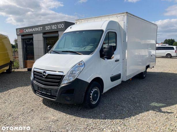 Opel Movano  Renault master, niskopodwoziowy, kontener, food truck 125 KM