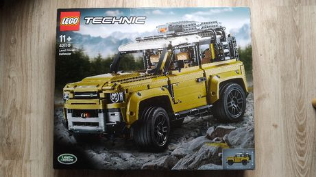 NOWE Klocki Lego 42110 Technic - Land Rover Defender