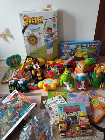 Oddam zabawki dla chłopca