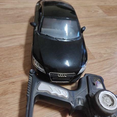 Auto zdalnie sterowane audi TT