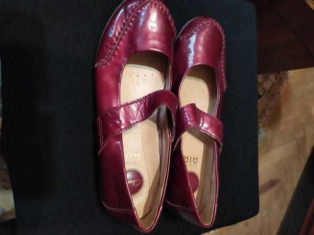 Туфельки 36 размер на девочку в подарок балетки 36 размер