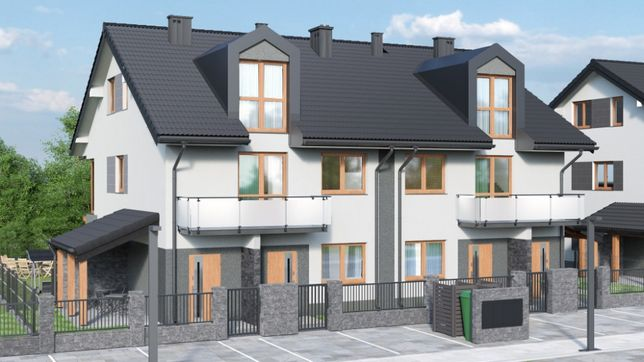 Raszyn,  Apartament dwupoziomowy, ogródek 40m, 2 msc parkingowe