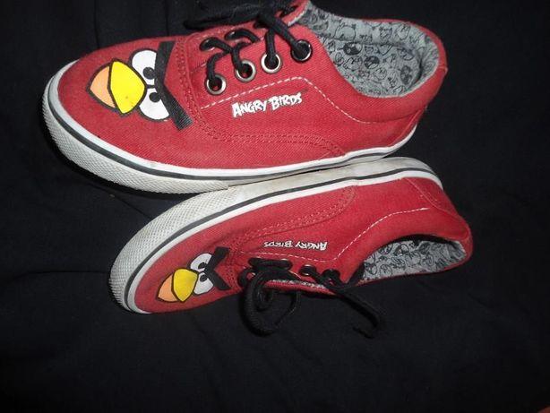 angry birds - tenisówki rozm 26
