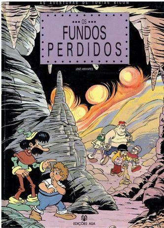 7502 - Banda Desenhada - Livros da Editora ASA 2 ( Vários )