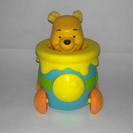 Каталка для малышей с Винни Пухом от Mattel 250 руб